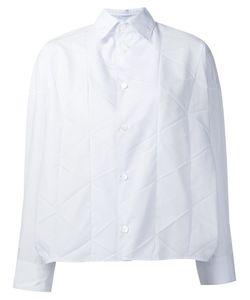 JUNYA WATANABE COMME DES GARCONS | Рубашка С Панельным Дизайном