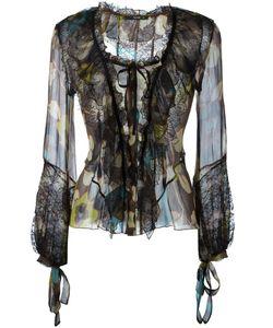 Etro | Блузка С Цветочным Принтом