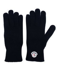 Moncler | Logo Plaque Gloves