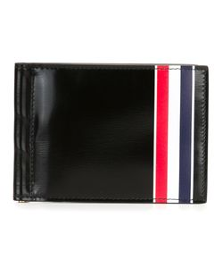 Thom Browne | Striped Detailing Wallet