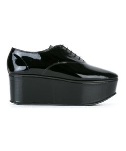 Repetto | Platform Lace Up Shoes