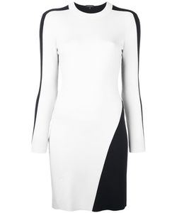 Rag & Bone | Contrast Detail Longsleeved Dress