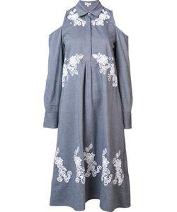 Suno | Платье-Рубашка Свободного Кроя
