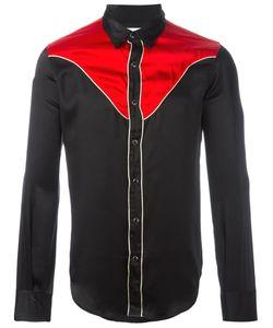 Saint Laurent | Контрастная Рубашка