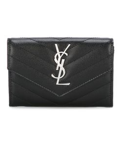 Saint Laurent | Small Monogram Envelope Wallet