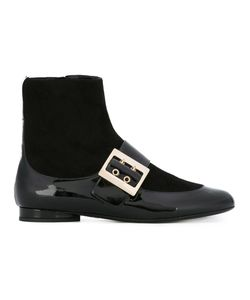 Lanvin | Two Tone Ankle Boots