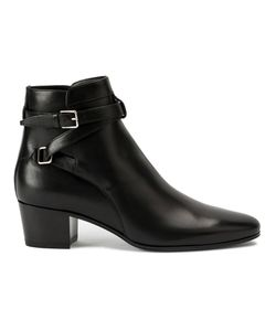 Saint Laurent | Strap Fastening Ankle Boot