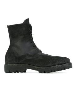 GUIDI   Ботинки Cordovan