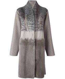 Manzoni 24   Меховое Пальто