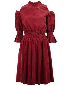 Drome | Платье С Открытыми Плечами