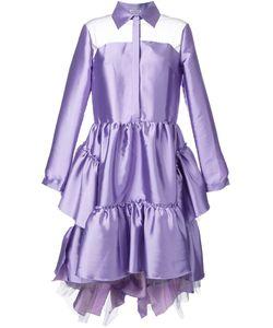 Natasha Zinko | Объемное Платье-Рубашка