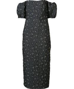 BROCK COLLECTION | Платье С Открытыми Плечами