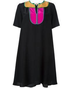 Vanessa Bruno | Платье Шифт Дизайна Колор-Блок