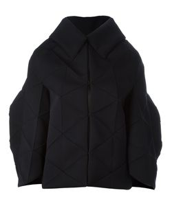 JUNYA WATANABE COMME DES GARCONS | Junya Watanabe Comme Des Garçons Structured Oversized Poncho