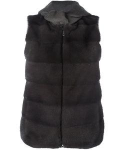 Manzoni 24 | Padded Fur Vest