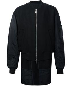 JUUN.J | Куртка-Бомбер На Молнии