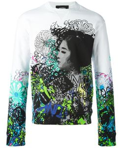 Dsquared2 | Graffiti Print Sweatshirt