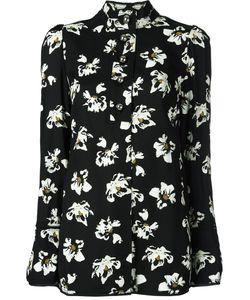 Proenza Schouler   Flower Print Shirt