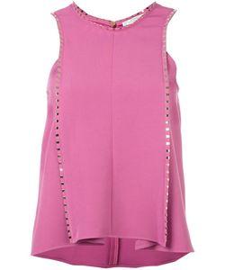 Versace Collection | Блузка Без Рукавов