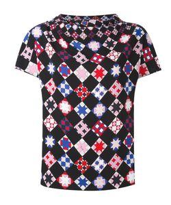 Emilio Pucci | Блузка С Мозаичным Принтом