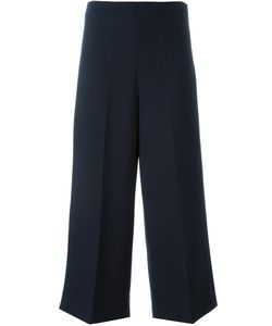 Erika Cavallini | Cropped Wide Leg Trousers