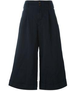 Comme Des Garcons | Comme Des Garçons Wide-Legged Draped Trousers