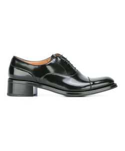 Church'S | Туфли На Массивном Каблуке