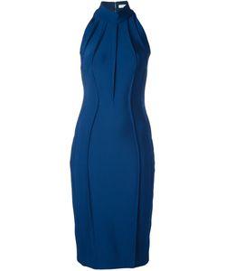 Mugler | Приталенное Платье Миди