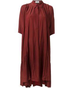 Lanvin | Платье С Оборками