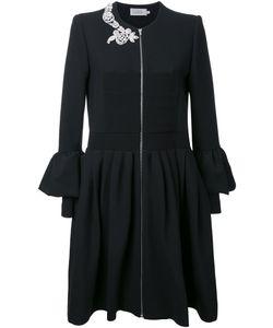 Preen By Thornton Bregazzi | Платье-Рубашка С Оборками