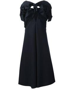 JUNYA WATANABE COMME DES GARCONS | Структурированное Платье-Шифт