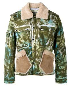 James Long | Куртка С Абстрактным Принтом