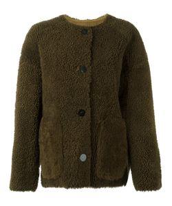 METEO BY YVES SALOMON   Куртка Из Овчины