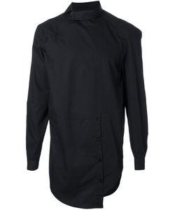 Icosae | Стилизованная Асимметричная Рубашка