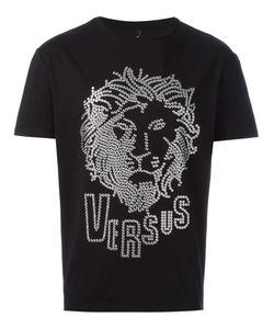 Versus | Футболка С Принтом Льва
