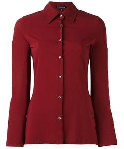 Ann Demeulemeester | Классическая Креповая Рубашка