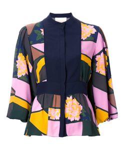 ROKSANDA | Рубашка С Панельным Дизайном