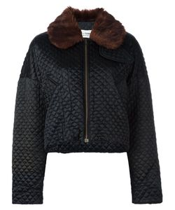 Dolce & Gabbana | Укороченная Стеганая Куртка
