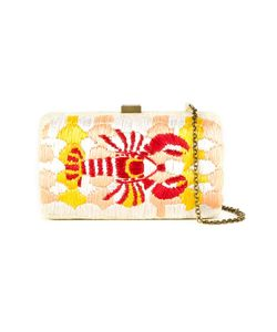 SERPUI | Embroidered Clutch