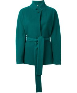 NUMEROOTTO | Короткое Пальто С Поясом