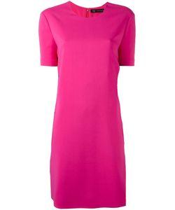 Versace   Платье С Панельным Дизайном