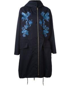 Stella Mccartney | Куртка С Цветочной Вышивкой