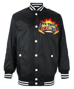 Ktz | Куртка-Бомбер С Вышитой Нашивкой
