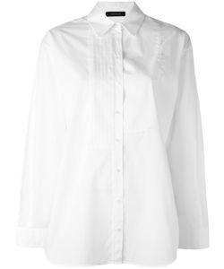 Cedric Charlier | Cédric Charlier Pleated Detail Shirt