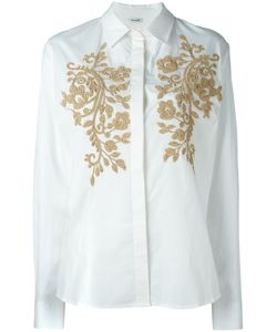 P.A.R.O.S.H. | Рубашка С Вышивкой
