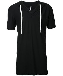 FIRST AID TO THE INJURED | Lacunae Hooded T-Shirt