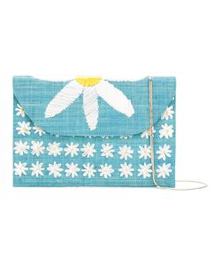 SERPUI | Daisy Embroidered Shoulder Bag