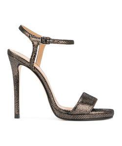 Marc Ellis   Buckled Stiletto Sandals Size 40
