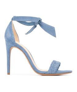 Alexandre Birman | Ankle Length Sandals 37.5 Suede/Leather