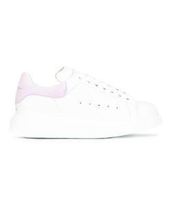 Alexander McQueen | Extended Sole Sneakers 38.5 Leather/Suede/Rubber